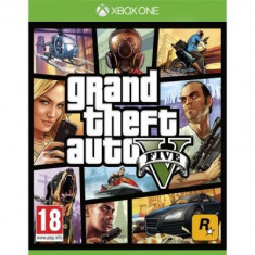 Grand Theft Auto V (Gta 5) Xbox One, Role playing, Multiplayer, 18+
