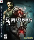 Bionic Commando Ps3, Capcom
