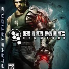 Bionic Commando Ps3 - Jocuri PS3 Capcom
