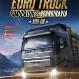 Euro Truck Simulator 2 Scandinavia Add On Pc - Jocuri PC SCS Software, Simulatoare, 16+, Single player