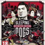 Sleeping Dogs Definitive Edition Limited Edition Pc - Joc PC Square Enix, Role playing, 18+, Single player