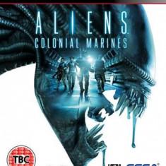 Aliens Colonial Marines Ps3 - Jocuri PS3 Sega, Shooting, 18+