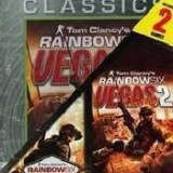 Compilation Rainbow Six Vegas 1 And 2 Xbox360 - Jocuri Xbox 360, Shooting, Multiplayer