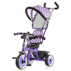 Tricicleta Chipolino Racer Purple 2015 - Tricicleta copii