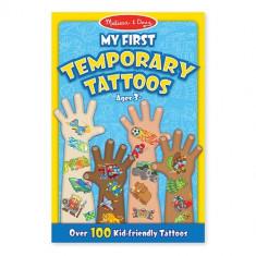 Set De Tatuaje Temporare Baieti Melissa And Doug - Jocuri arta si creatie Melissa & Doug