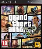 Grand Theft Auto V (Gta 5) Ps3, Actiune, 18+, Rockstar Games