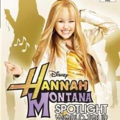 Hannah Montana Spotlight World Tour Ps2