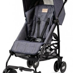 Carucior Pliko Mini Denim, Ghiro, House Peg Perego