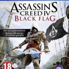 Assassin's Creed Iv Black Flag Ps4 - Jocuri PS4, Role playing, 18+