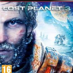 Lost Planet 3 Ps3 - Jocuri PS3 Capcom, Shooting, 16+
