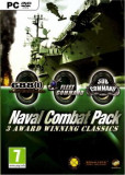 Naval Combat Pack 3 Award Winning Classics Pc, Strategie, 12+