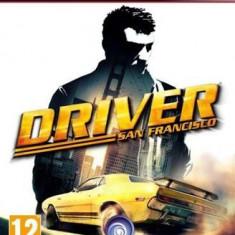 Driver San Francisco Ps3 - Jocuri PS3 Ubisoft, Curse auto-moto, 12+