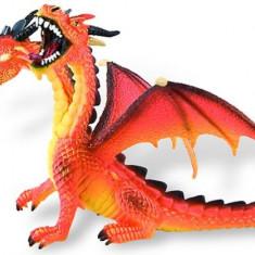 Dragon Orange Cu 2 Capete - Figurina Animale Bullyland