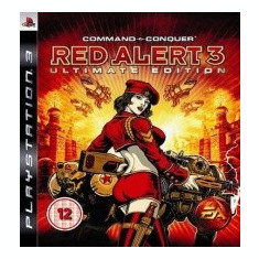 Command And Conquer Red Alert 3 Ultimate Edition Ps3 - Jocuri PS3 Electronic Arts, Strategie, 16+