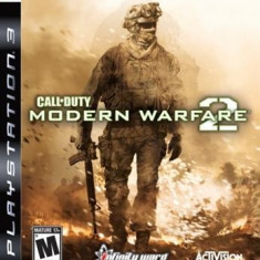 Call Of Duty Modern Warfare 2 Ps3, Shooting, 18+, Activision