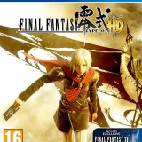 Final Fantasy Type 0 Ps4 - Jocuri PS4, Role playing, 16+