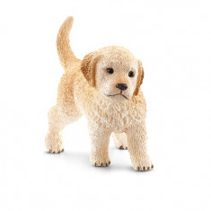 Figurina Animal Golden Retriever, Pui - Figurina Animale Schleich