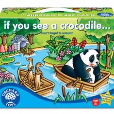 Joc Educativ - Fereste-Te De Crocodili orchard toys