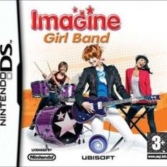 Imagine Girl Band Nintendo Ds - Jocuri Nintendo DS Ubisoft