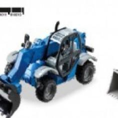 Tractor Plastic - Masinuta electrica copii Mondo