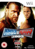 Wwe Smackdown Vs. Raw 2009 Nintendo Wii, Sporturi, 16+, Thq