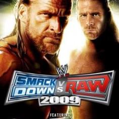 Wwe Smackdown Vs. Raw 2009 Nintendo Wii - Jocuri WII Thq, Sporturi, 16+