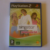 Singstar PopWorld - PS2 Playstation 2 - Jocuri PS2