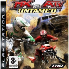 Mx Vs Atv Untamed Ps3 - Jocuri PS3 Thq