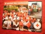 Ilustrata -Calendar - Cruce Rosie - Concurs Sanitarii Priceputi 2007