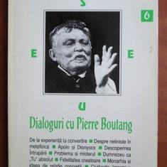 Gabriel Marcel - Dialoguri cu Pierre Boutang - Carte Filosofie