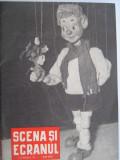 Scena si ecranul (nr.10, mai 1958)