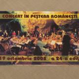Calendar Pestera Romanesti 2009 - Calendar colectie