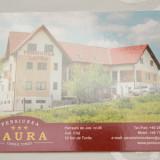 Calendar de buzunar Pensiunea Laura - Calendar colectie