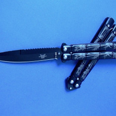 CUTIT BUTTERFLY BALISONG. Cutit Butterfly, Balisong BENCHMADE Made in SUA