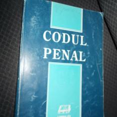 CODUL PENAL - Carte Codul penal adnotat