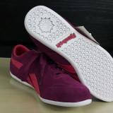 Adidasi sport originali femei REEBOK - piele naturala - 38.5 - Adidasi dama Reebok, Culoare: Mov