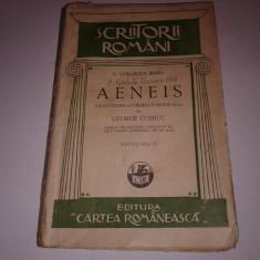 P.VERGILIUS MARO - AENEIS Ed.veche - Carte veche