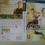 Pro Evolution Soccer 6 PES - Joc PSP ( GameLand ) - Jocuri PSP Konami, Sporturi, 3+, Single player