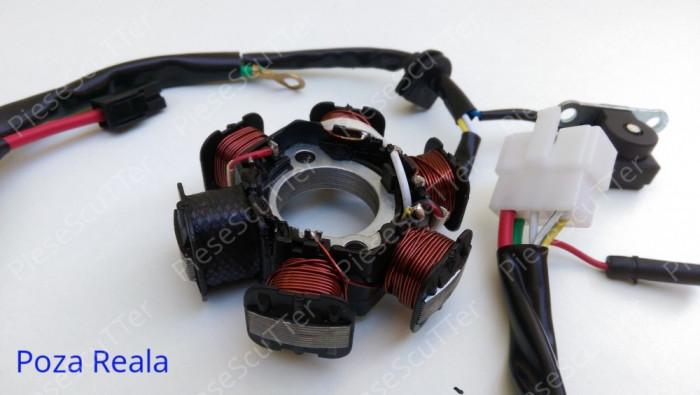 Magnetou / Stator / Aprindere 6 Bobine - Scuter Honda DIO