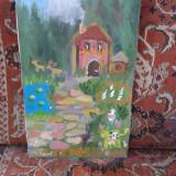 3 PICTURI IN ULEI TOATE LA OFERTA . - Reproducere, Flori