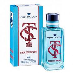 Tom Tailor College Sport Man EDT 30 ml pentru barbati - Parfum barbati Tom Tailor, Apa de toaleta