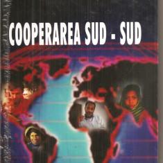 (C6216) GICA GHERGHINA NEGREA - COOPERAREA SUD-SUD - Carte Economie Politica
