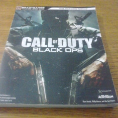 Call of Duty Black Ops - STRATEGY GUIDE ( GameLand )