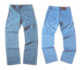 Blugi barbati - albastru deschis FARMs CONNOR W 34,36,38 (Art.235-240)