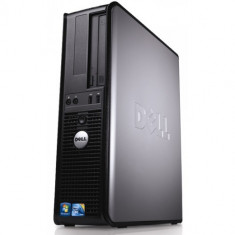 CALCULATOR IEFTIN DELL OPTIPLEX 330DT DUAL CORE 2.0GHZ/2GB/80GB/DVD+GARANTIE - Sisteme desktop fara monitor HP, Intel Pentium Dual Core, 2001-2500 Mhz, 40-99 GB, LGA775
