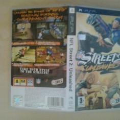 NFL Street 2 - Unleashed - Joc PSP ( GameLand ) - Jocuri PSP, Sporturi, 3+, Single player