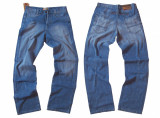 Blugi barbati - largi - FARMS AMAZING W 30,31,32,33 (Art.254-265), Albastru