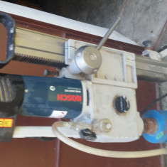 Masina gaurit beton carota - Masina de gaurit Bosch
