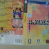 Lumines Puzzle Fusion - Joc PSP ( GameLand ) - Jocuri PSP, Arcade, 3+, Single player