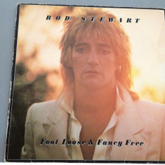 ROD STEWART - FOOT LOOSE & FANCYFREE (1977 /WARNER REC / RFG) - VINIL/VINYL/ROCK - Muzica Rock